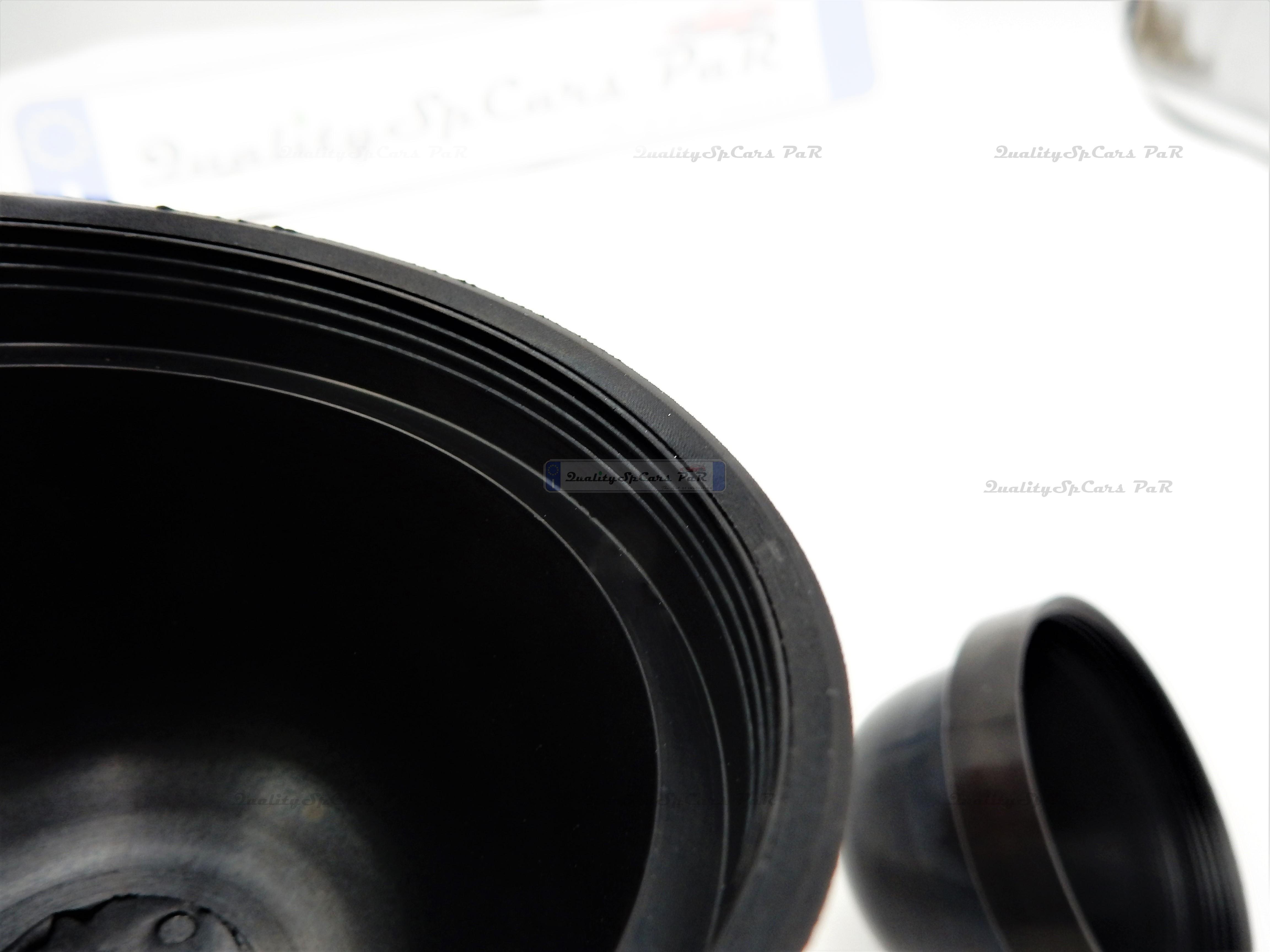 1 TAPPO Fari Anteriori Coperchio ANTIPOLVERE per PEUGEOT BIPPER Kit LED Xenon